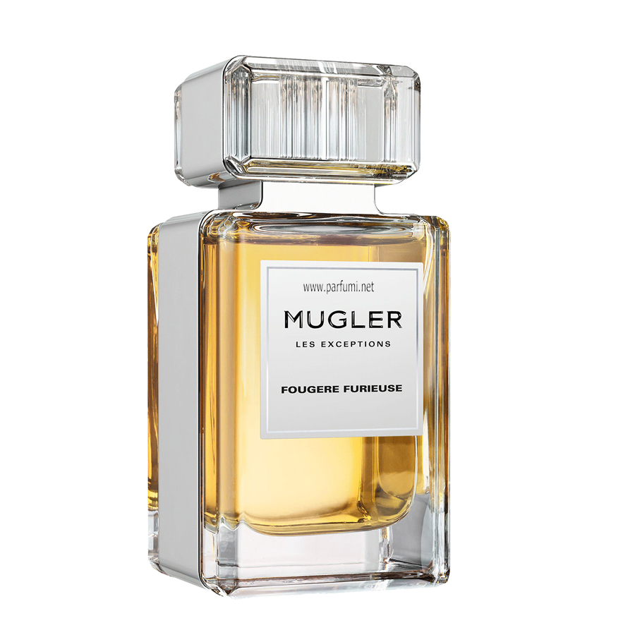 Thierry Mugler Les Exceptions  Fougere Furieuse EDP унисекс парфюм - 80ml.