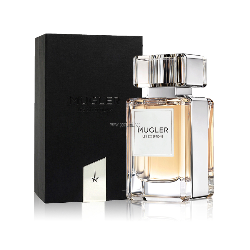 Thierry Mugler Les Exceptions Over the Musk EDP унисекс парфюм- 80ml.