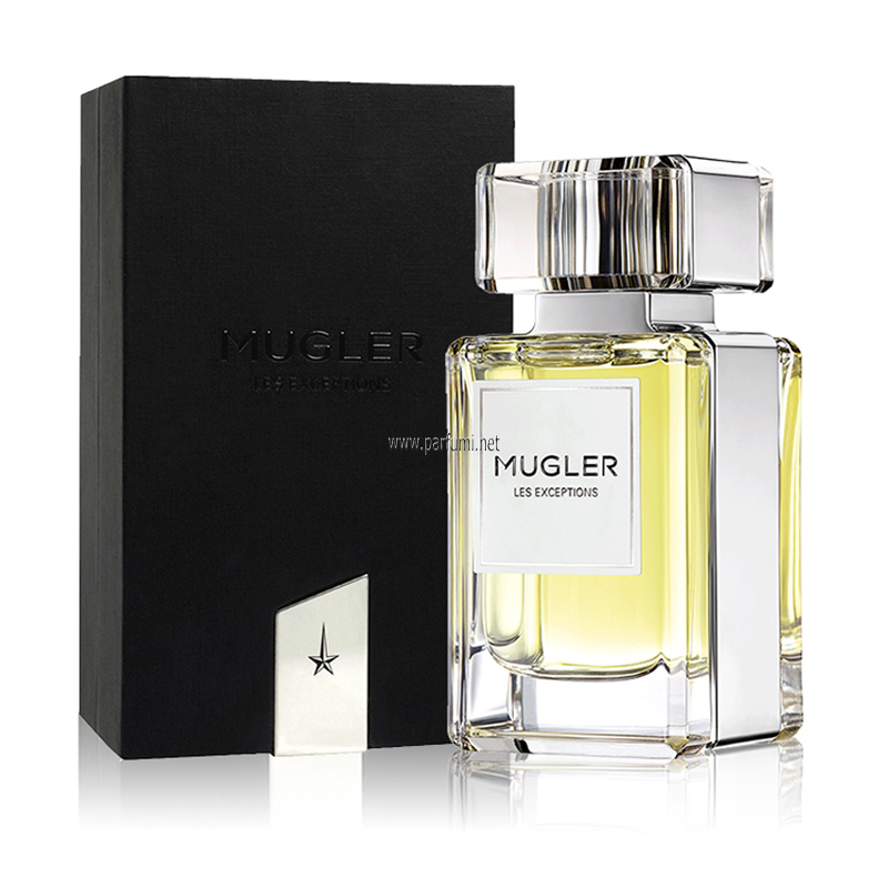 Thierry Mugler Les Exceptions Supra Floral EDP унисекс парфюм- 80ml.