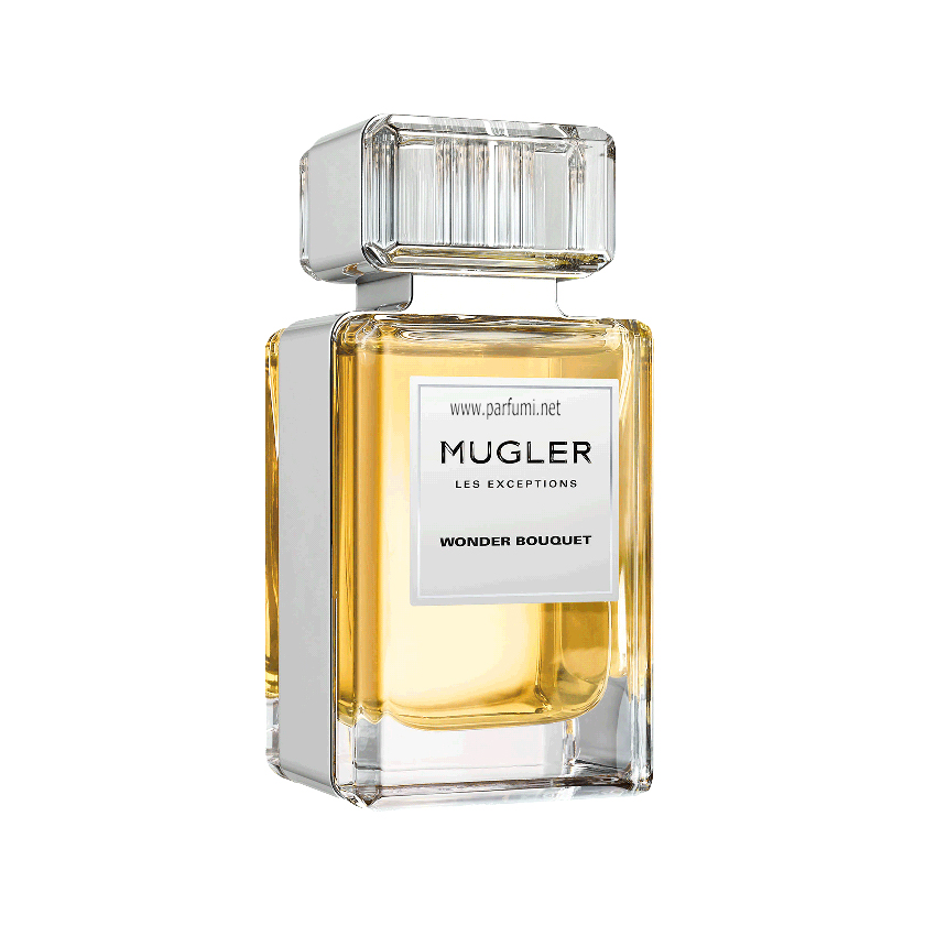Thierry Mugler Les Exceptions Wonder Bouquet EDP унисекс парфюм- 80ml.