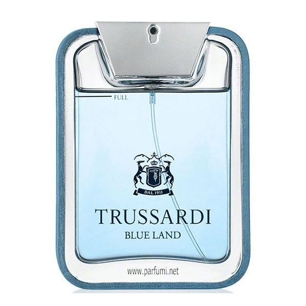 Trussardi Blue Land EDT парфюм за мъже - без опаковка - 100ml
