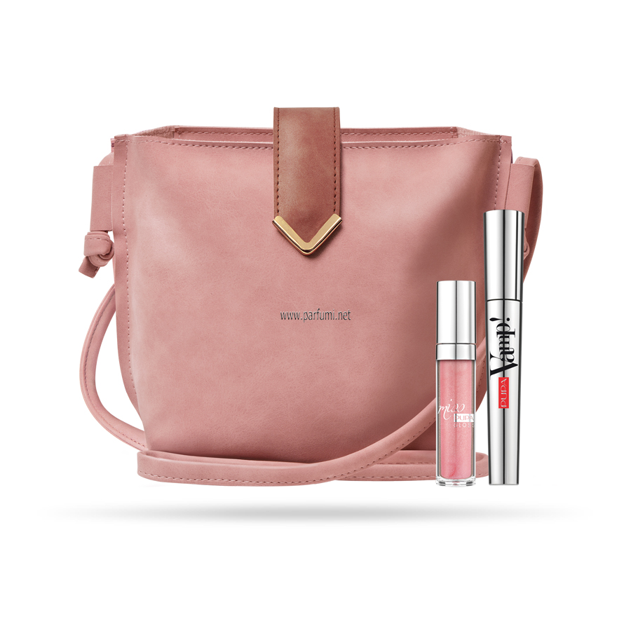 Pupa VAMP!Set MASCARA VAMP+Gloss+bag