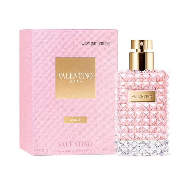 Valentino Donna Acqua EDT parfum for women - 100ml