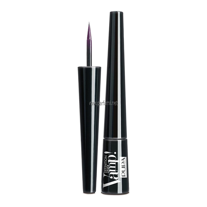 Pupa Vamp! Definition Liner Очна линия Purple Pearly 400