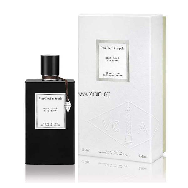 Van Cleef Collection Extraordinaire Bois Dore EDP unisex parfum - 75ml