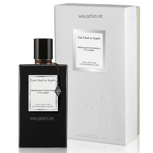 Van Cleef Collection Extraordinaire Moonlight Patchouli EDP - 75ml.