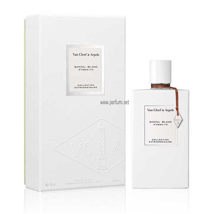 Van Cleef Collection Extraordinaire Santal Blanc EDP унисекс парфюм - 75ml