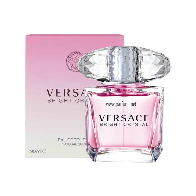 Versace Bright Crystal EDT парфюм за жени - 50ml.