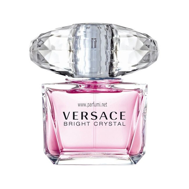 Versace Bright Crystal EDT parfum for women -without package- 90ml.