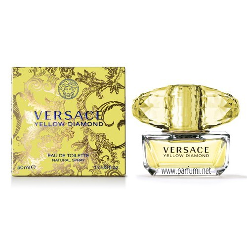 Versace Yellow Diamond EDT парфюм за жени - 50ml