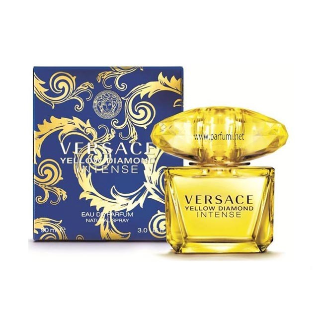 Versace Yellow Diamond Intense EDP perfume for women - 30ml