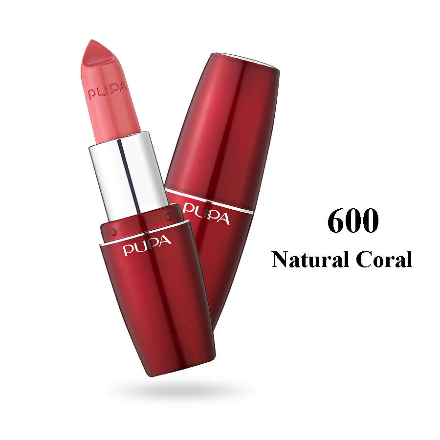 Pupa Volume Lipstick Natural Coral 600