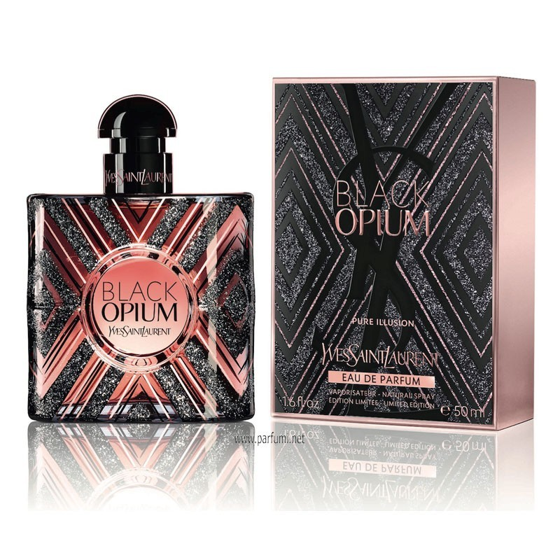 YSL Black Opium Pure Illusion EDP парфюм за жени - 50ml