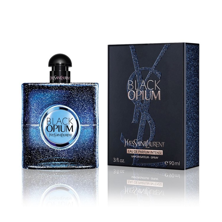 YSL Black Opium Eau de Parfum Intens parfum for women - 90ml.