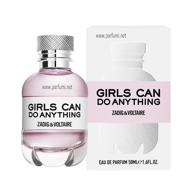 Zadig&Voltaire Girls Can Do Anything EDP парфюм за жени - 100ml