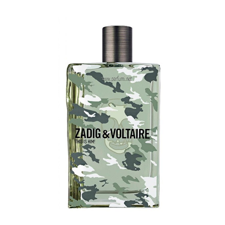 Zadig&Voltaire This is Him No Rules EDT за мъже - без опаковка - 100ml
