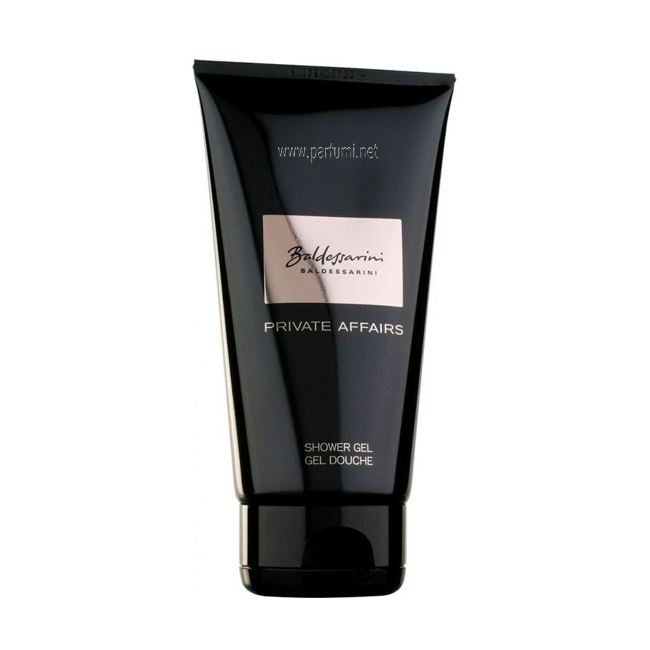 Baldessarini Private Affairs Swoer gel for men - 150ml