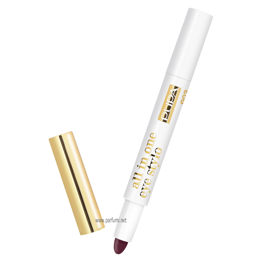 Pupa Gold Me! All In One Eye Stylo 002 Plum