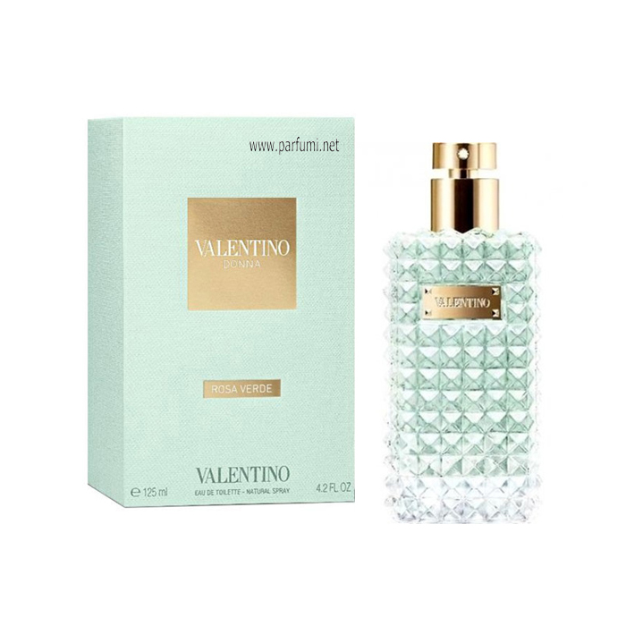 Valentino Donna Rosa Verde EDT parfum for women - 125ml