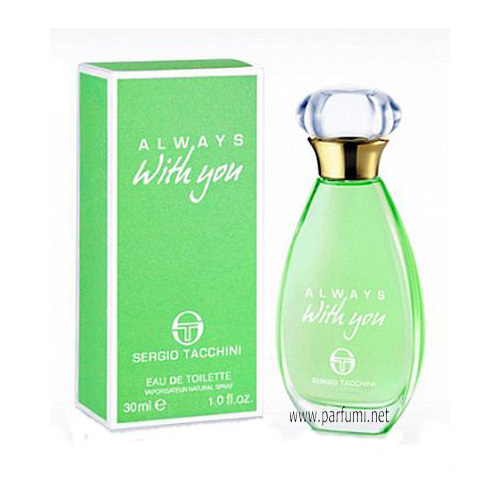Sergio Tacchini Always With You EDT за жени - 30ml